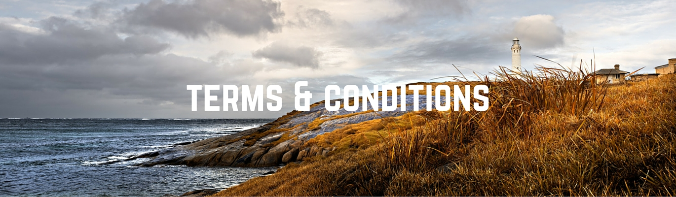Terms and Conditions header image