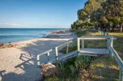 Old Dunsborough Beach