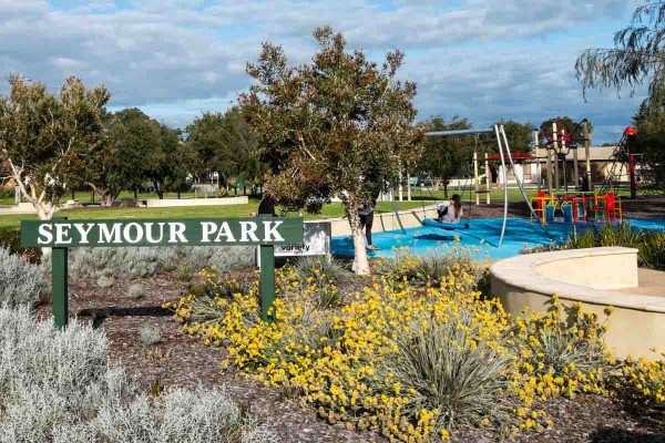Seymore Park Playground Dunsborough