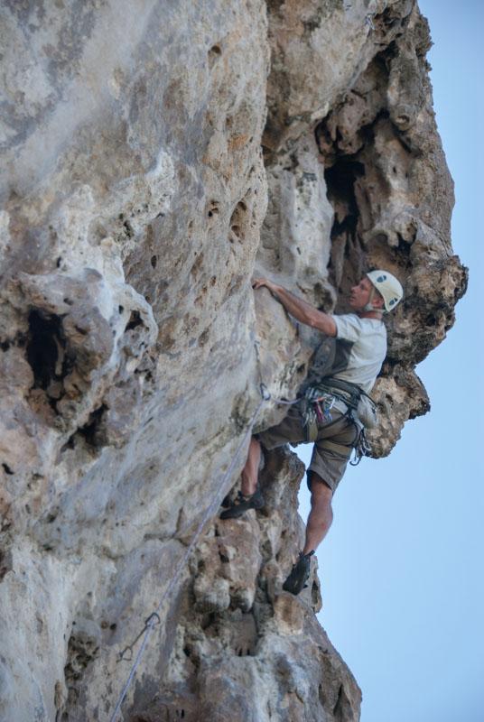 Bob's Hollow rock climbing 3; Contos to Bob's Hollow Hike