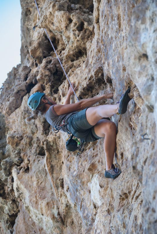 Bob's Hollow-Rock climbing; Contos to Bob's Hollow Hike