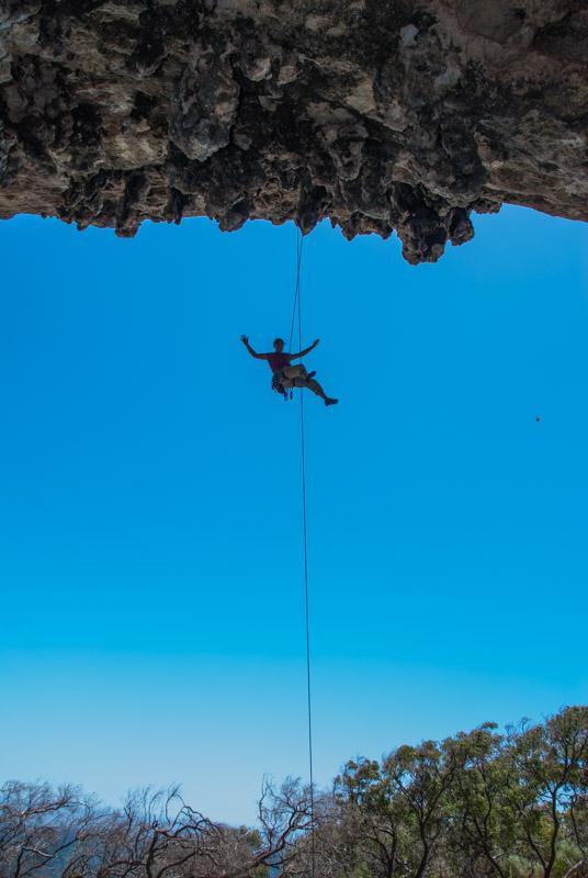 Bob's Hollow-Rock Climbing 2; Contos to Bob's Hollow Hike