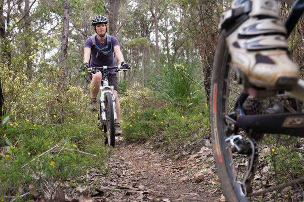 Middle Earth Mountain Biking