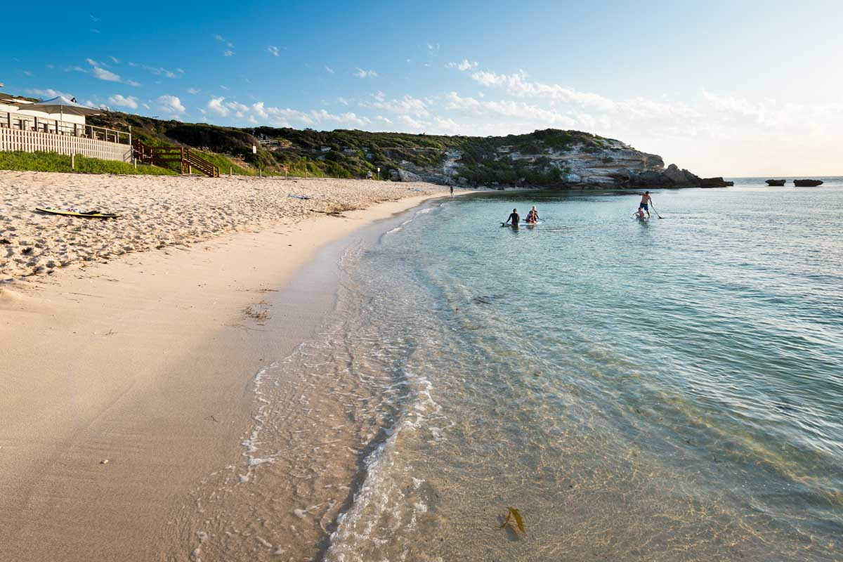 Gnarabup Beach. 5 southern towns in the Margaret River Region