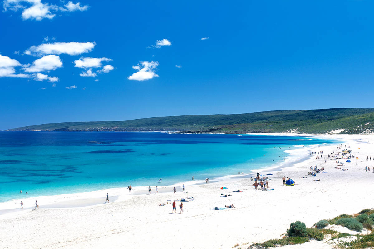 Smiths Beach. 5 northern towns in the Margaret River Region