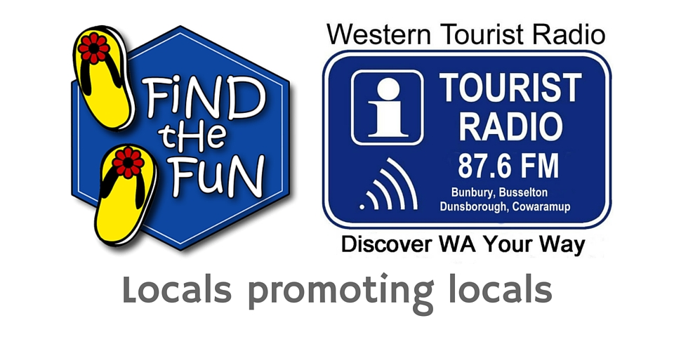 Grandma Technology and Local Tourist Radio logos