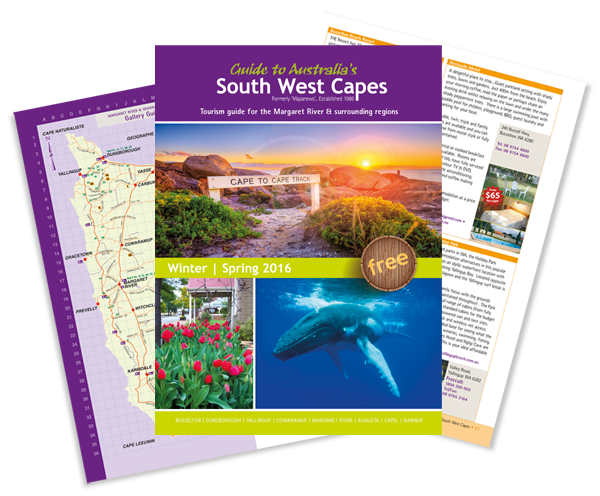 Guide to Australia's South West Capes