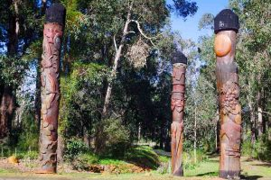 Nannup Totem Poles