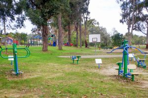 Playground and outdoor gym Nannup
