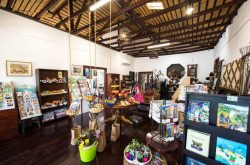Inside Wild Eyed Shop in Nannup
