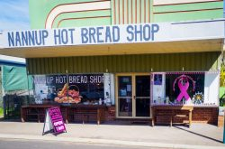 Nannup Hot Bread Shop Bakery